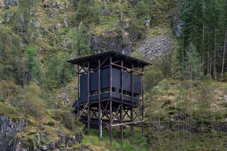 Peter Zumthor Allmannajuvet National Tourist Routes Norwegen