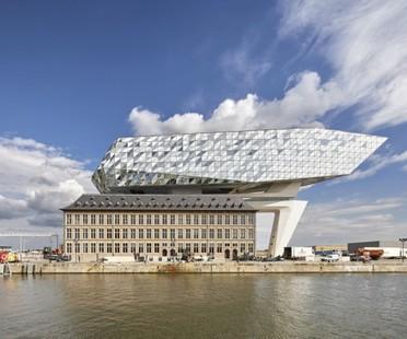 Zaha Hadid und das neue Port House in Antwerpen