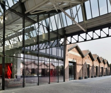Piuarch Gucci Hub Mailand ein 100% nachhaltiges Projekt