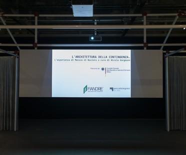 Nicola Borgmann im FAB Milano L'architettura della Contingenza