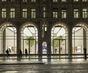 Foster + Partners Apple Flaghship Store Regent Street London
