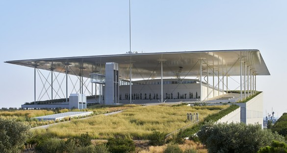RPBW Kulturzentrum der Stiftung Stavros Niarchos Kallithea