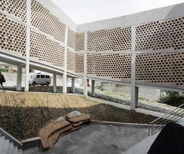 Rural Urban Framework Angdong Hospital Baojing County China