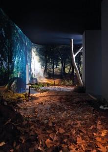 Ausstellung Edelaar Mosayebi Inderbitzin Garten / Berlin