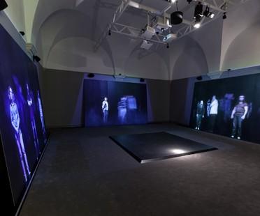 MaxFine in den Vatikanischen Museen mit Studio Azzurro In Principio (e poi)