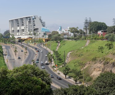 Grafton Architects UTEC Uni-Campus in Lima Peru