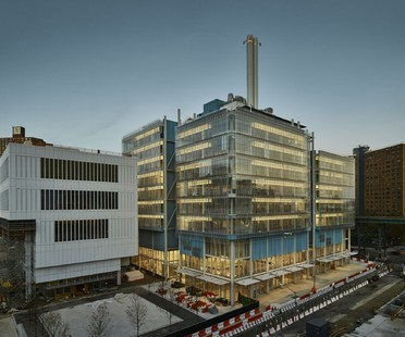 Renzo Piano Building Workshop Columbia Manhattanville Campus