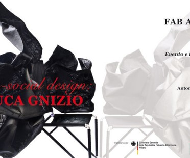 FAB Milano OneNight Eco-Social Design Luca Gnizio