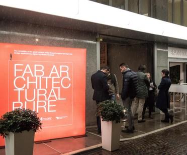 Luca Gnizio Eco-Social Designer im FAB Milano