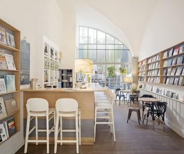 Deferrari + Modesti Brac Bookstore Florenz