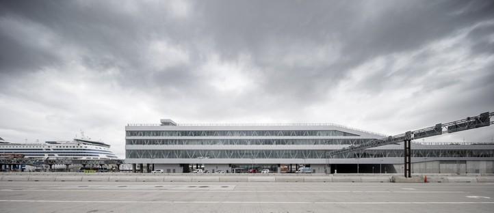 C.F. Møller New Ferry Terminal Stockholm