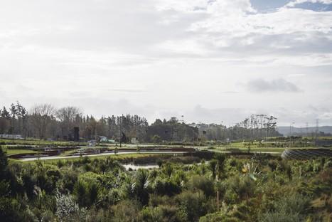 Isthmus Kopupaka Reserve in Neuseeland World Landscape of the Year 2016