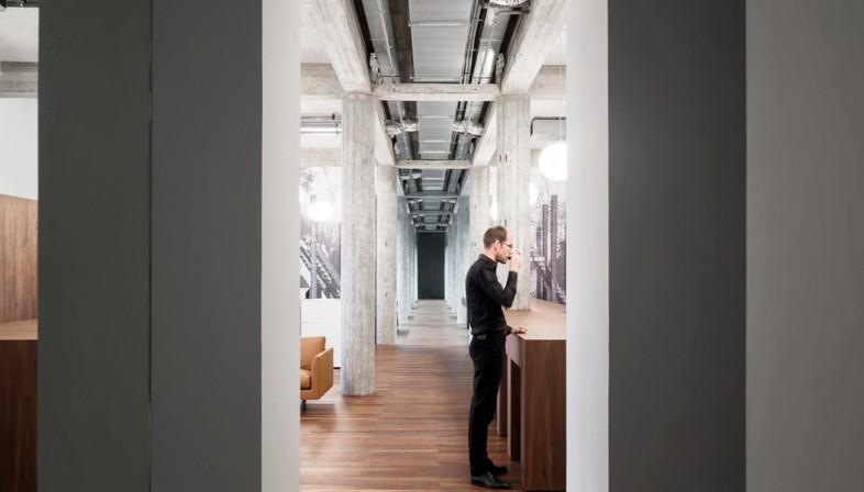 Neuer Sitz De Bank von KAAN Architecten, Rotterdam