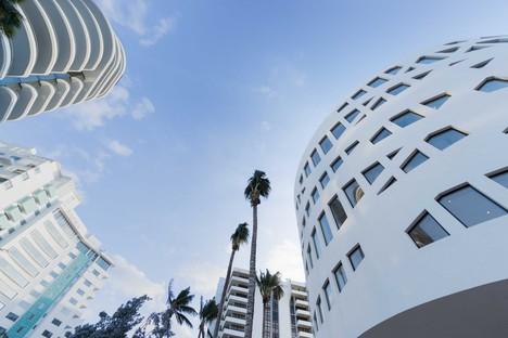 OMA Faena Forum, Faena Bazaar und Park - Miami Beach