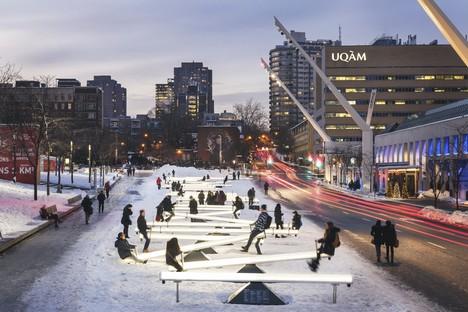 Drei interaktive Installationen von Kanada bis Europa