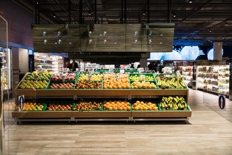 Area-17, Carlo Ratti, Iris Ceramica in Mailand für den Supermarkt der Zukunft