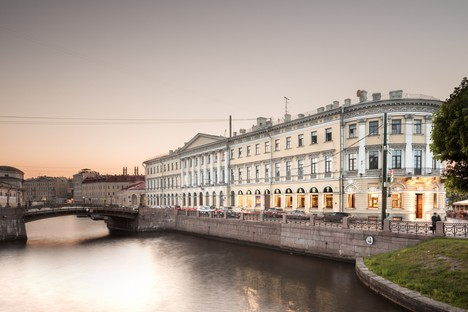 Piuarch Amber&Art Flagship Store in Sankt Petersburg