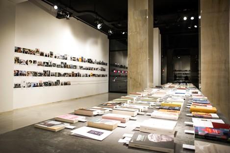 Eröffnung der Ausstellung Controcampo SpazioFMG Milano