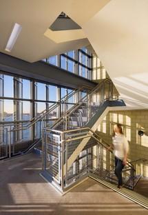 Dattner Architects und WXY architecture + urban design Manhattan Districts 1/2/5 Garage und Salt Shed