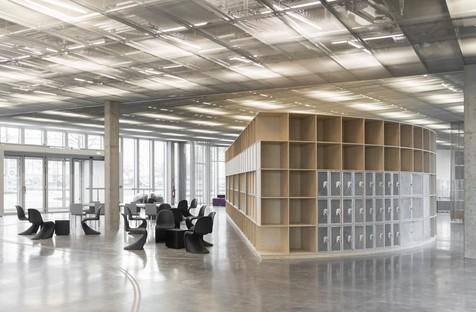 OMA Bibliothek Alexis de Tocqueville Caen la mer