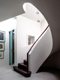 Luigi Rosselli Architects Duplex in the City, Sydney