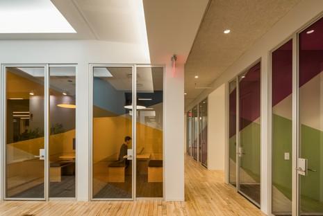 Snøhetta Neuer Firmensitz und Büros von Slack in New York