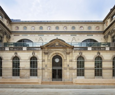 Bruno Gaudin und Virginie Brégal Architectes Renovierung Site Richelieu in Paris