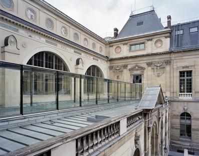 Bruno Gaudin und Virginie Brégal Architectes Renovierung Site Richelieu in Paris