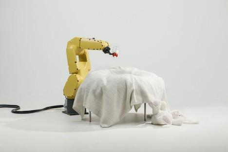 S. Bogner, P. Schmitt & J. Voigt,Raising Robotic Natives © Jonas Voigt