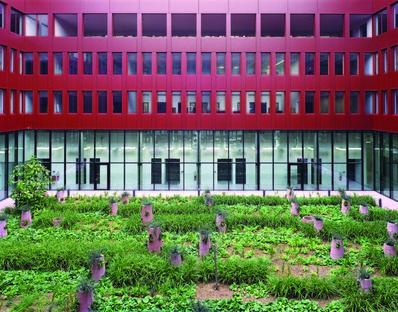 ECDM Campus EDF - Plateau de Paris - Saclay Serendipität in der Architektur