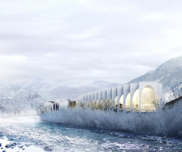 BIG – Bjarke Ingels Group wird die S.Pellegrino Flagship Factory bauen