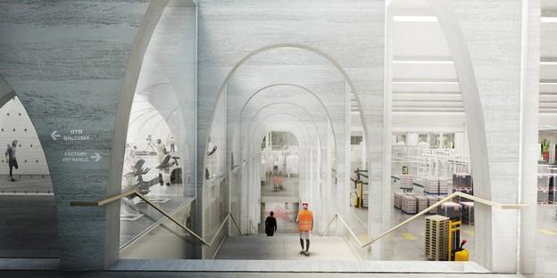 BIG – Bjarke Ingels Group wird die S.Pellegrino Flagship Factory bauen