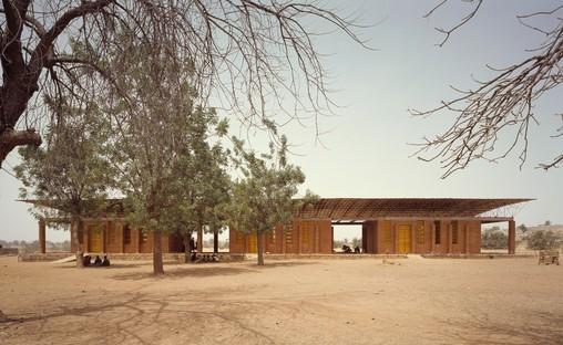 Diébédo Francis Kéré ist der Architekt des Serpentine Pavilion 2017