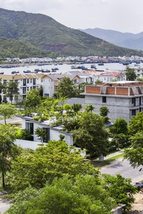 Vo Trong Nghia Architects + ICADA A House in Nha Trang