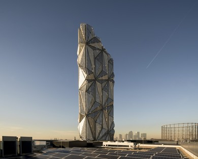 C.F. Møller Architects Kunst und Architektur für das Energy Centre in Greenwich