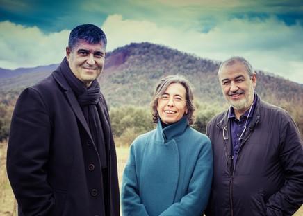 Rafael Aranda, Carme Pigem und Ramón Vilalta Pritzker Prize 2017