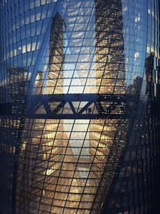 Zaha Hadid Architects Hochhaus Leeza SOHO Peking