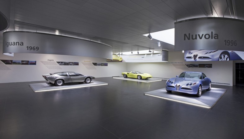 Fiandre al Mipim 2017 e il Museo Storico Alfa Romeo