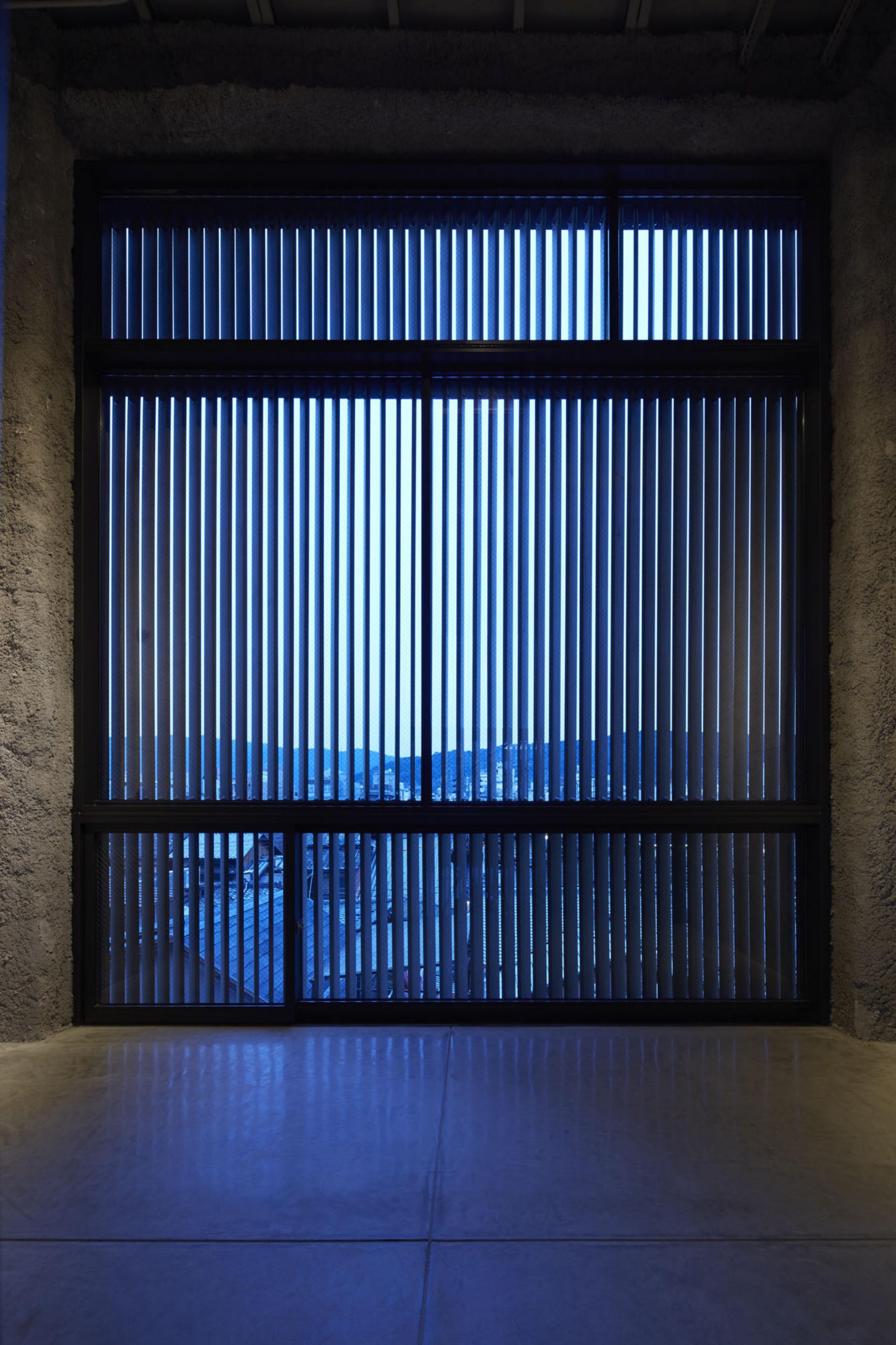 Florian Busch Architects K8 Bar Galerie in Kyoto