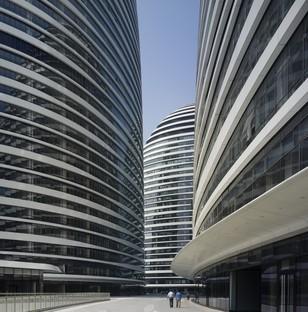 Eine Auszeichnung für das Wangjing Soho von Zaha Hadid Architects