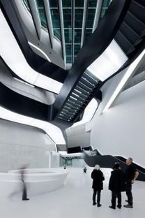 Ein Jahr ohne Zaha Hadid, das Erbe der Architektin