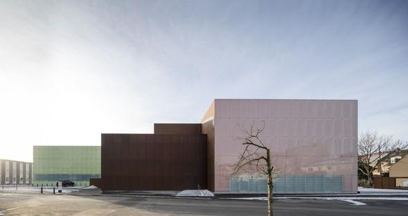 Schmidt Hammer Lassen Architects Vendsyssel Theatre Hjørring Dänemark