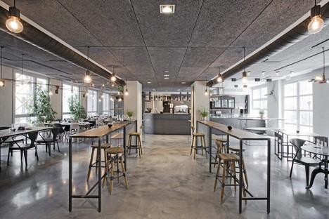Studio DC10 Copernico ein neues Konzept für Arbeitsplätze
