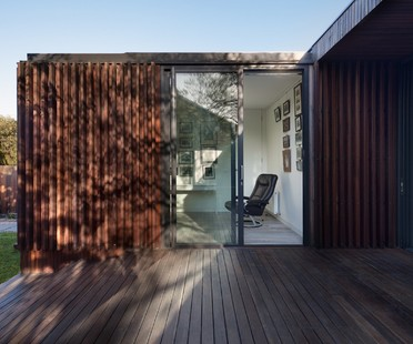 Humble House di Coy Yontis Architects