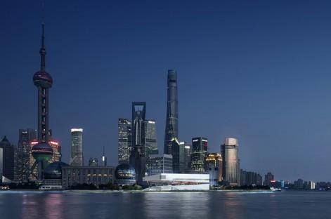 Open stellt das Projekt für das Pudong Art Museum von Shanghai vor