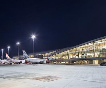Nordic-Office of Architecture Ausbau des Flughafens Oslo