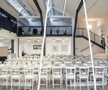 Factory Valle 3.0 mit Iris Ceramica öffnet den europäischen Architekten die Türen