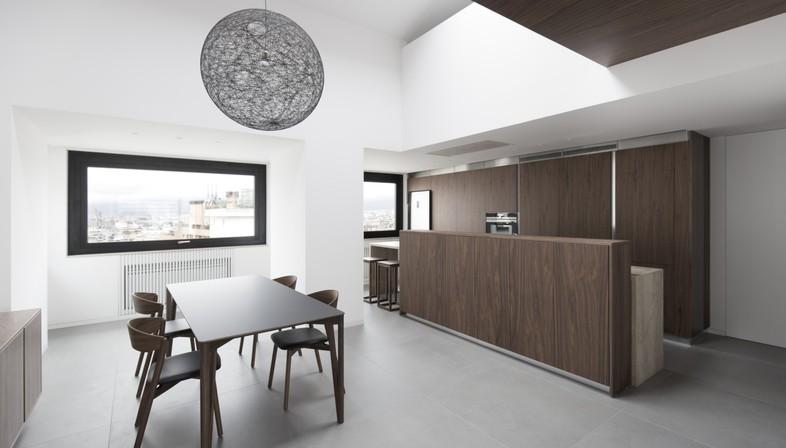 Studio DiDea progetto d'interior per un attico a Palermo