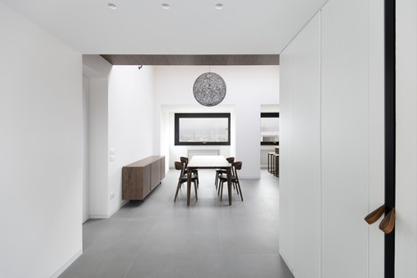Studio DiDea gestaltet ein Penthouse in Palermo