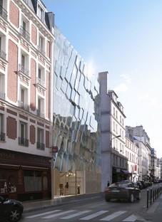 Ausstellung Galerie VIB Architecture Ouvert au Public